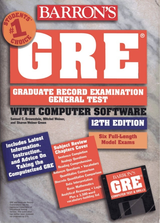 Gre Barrons 12th Edition Vocabulary Pdf