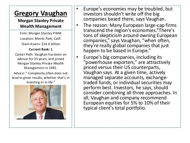 Barron's presents the best of the best advisors 2014