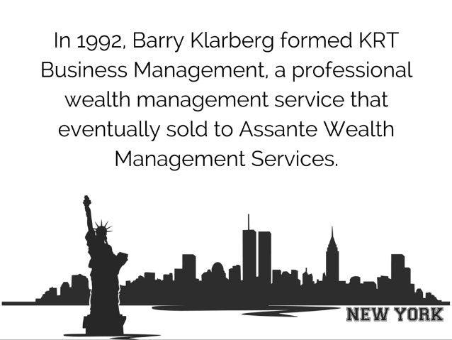 Barry Klarberg Bio