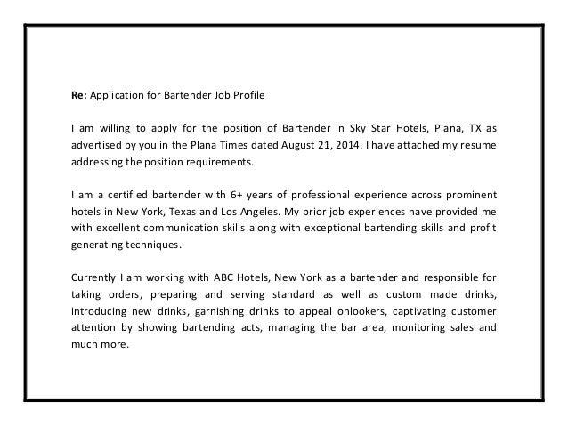 restaurant server experience resume pdf