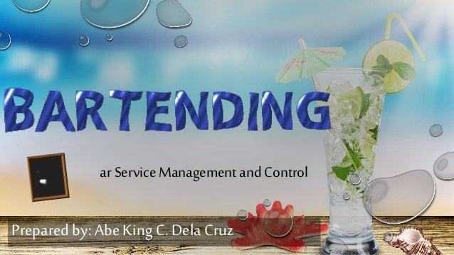 ar Service Management and Control Preparedby: AbeKing C. DelaCruz