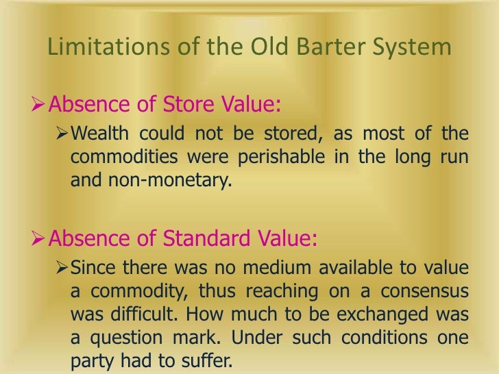 Meaning of barter trade system malvernweather Choice Image