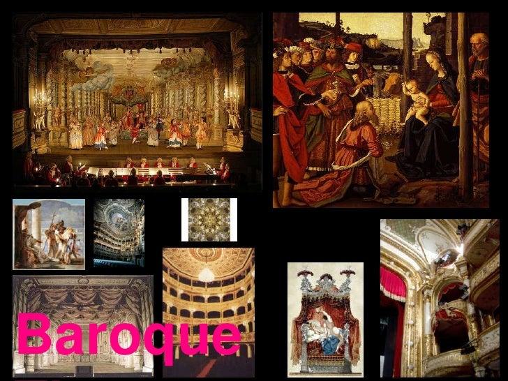 Baroque Theatre<br />