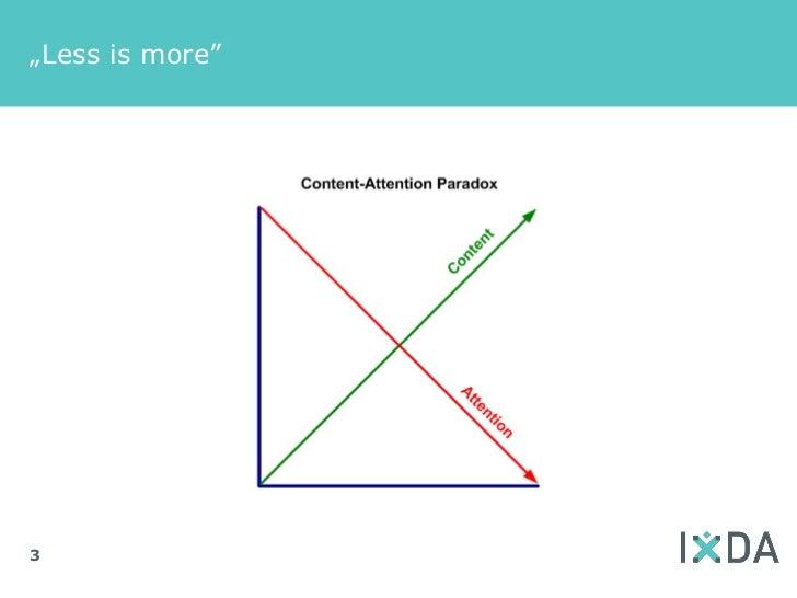 IxDA Poznan #3 Bartosz Mozyrko: New UX trend content strategy Slide 3