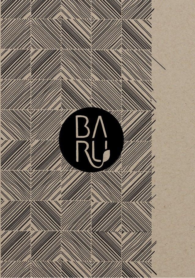 b a r u Criada por brasilienses de coração que cresceram rodeados pela arquitetura, arte e mobiliário modernista de Brasíl...