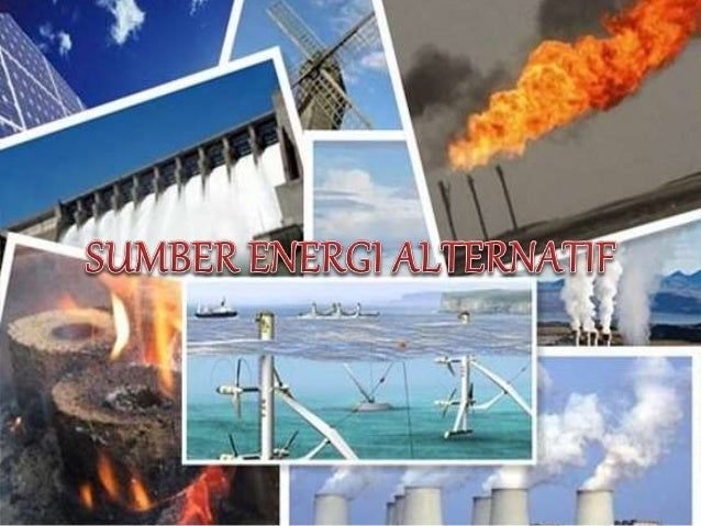 Contoh Energi Alternatif Sebagai Pengganti Minyak Bumi Wonder