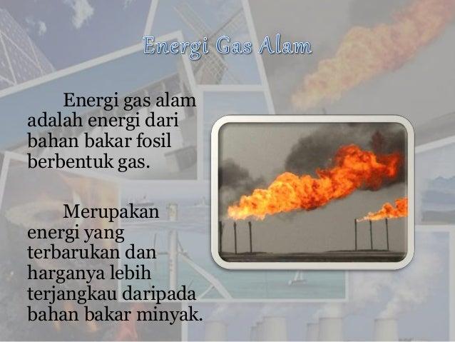 Sumber Energi Alternatif Makanan Sebagai Sumber Energi