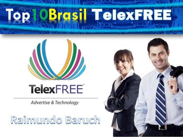 QUEM É A TELEXFREE?Fundador Presidente da TelexFREESr. James Merrill.Estados UnidosMarlborough - MABRASIL + 63 PAISES1 Ano...