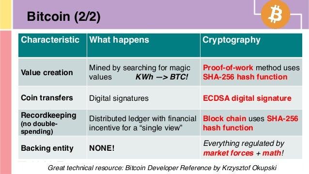 Bitcoin sha 2 certificate