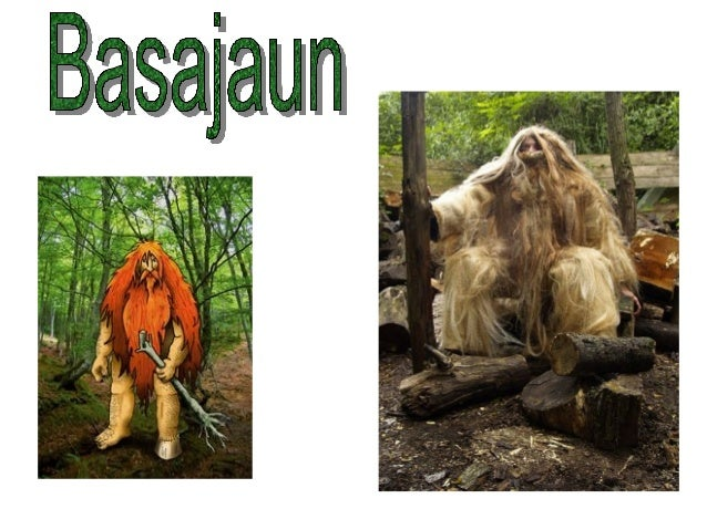 He is the Master of the Forest, is aHe is the Master of the Forest, is acharacter of the Basque mythologycharacter of the ...
