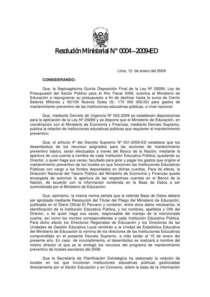 Base De Datos Responsables Del Mantenimiento Preventivo 2009