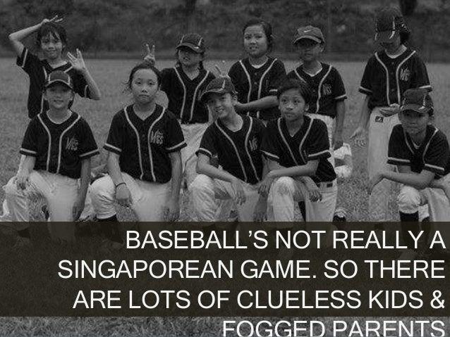 Baseball for Clueless Parents Slide 3
