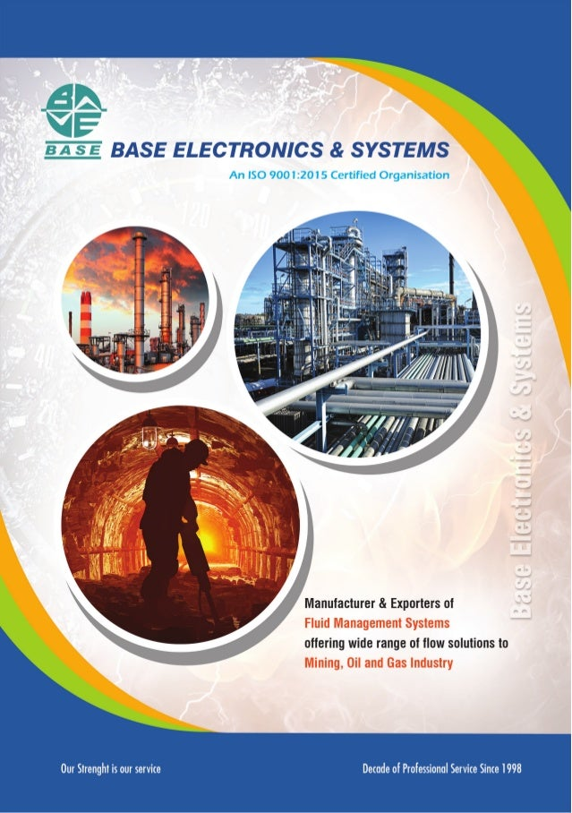 Industrial Automation Products By Base Electronics & Systems