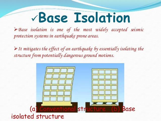 Base isolation Engineering