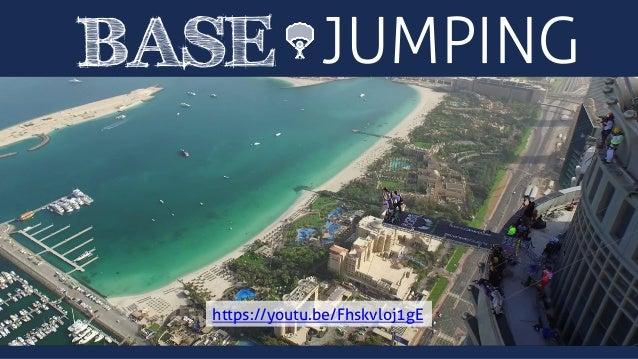 BASE Jumping - BASE.icks Slide 2