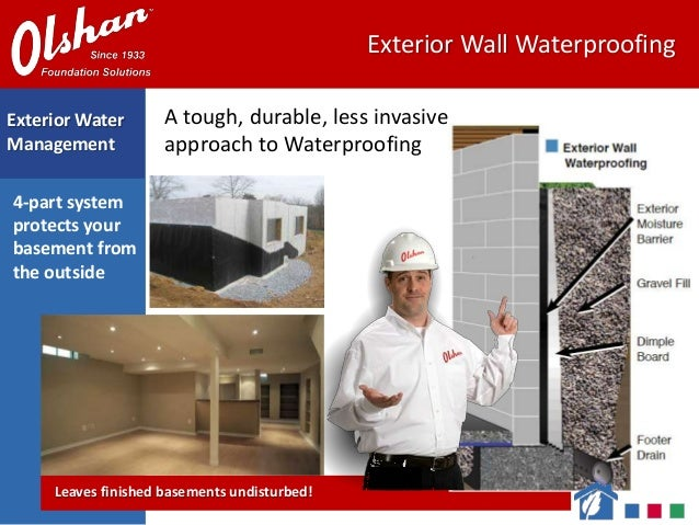 Basement Waterproofing for Homeowners