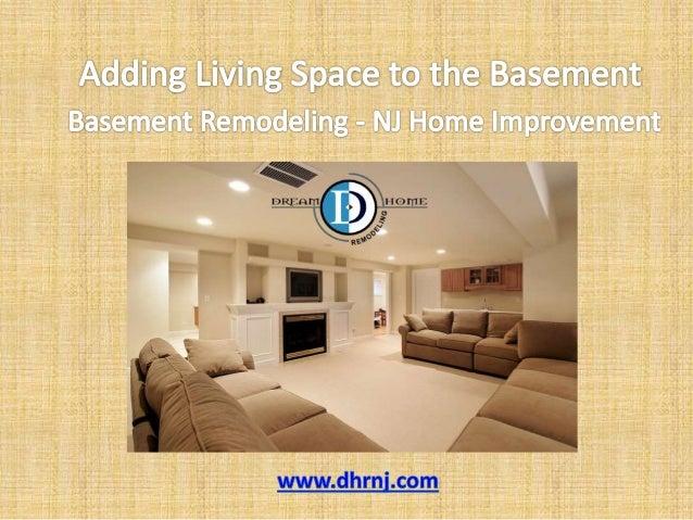 Basement Remodeling NJ Home Improvement Extraordinary Basement Remodeling Nj