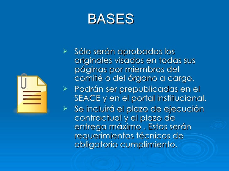 <ul><li>Sólo serán aprobados los originales visados en todas sus páginas por miembros del comité o del órgano a cargo. </l...