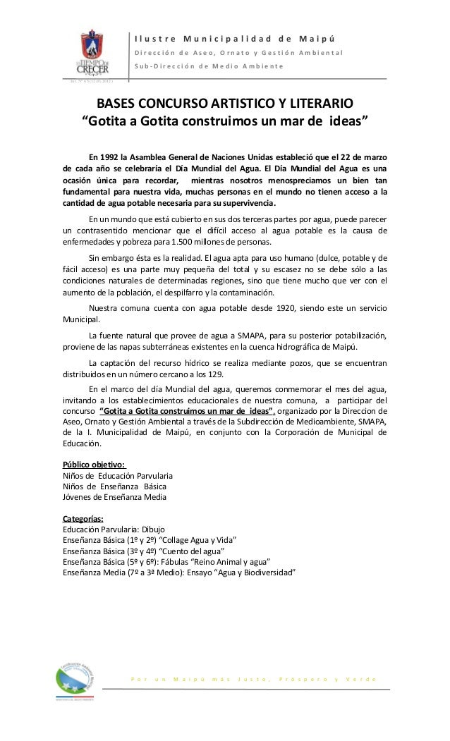 Ilustre Municipalidad de Maipú                             Dirección de Aseo, Ornato y Gestión Ambiental                  ...
