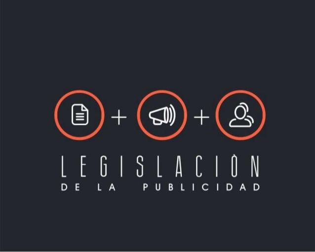 Legislación de la publicidad