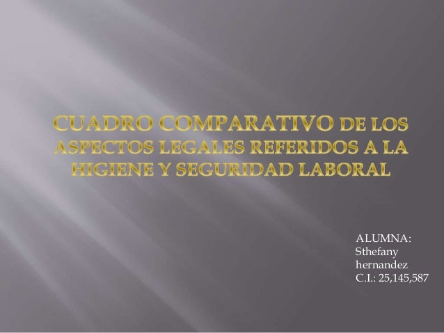 ALUMNA: Sthefany hernandez C.I.: 25,145,587