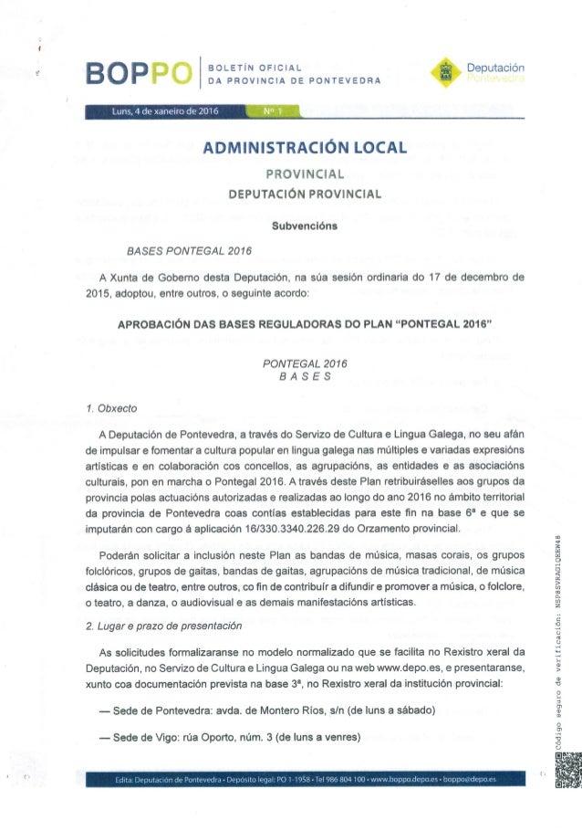 """ir;   't,   BOLETÍN OFICIAL Deputación   7 DA PROVINCIA DE PONTEVEDRA  i558  ' """" '_ """" 'ïï""""'"""" * . «-  Yvïfïkfíïï' .  a Vagt..."""