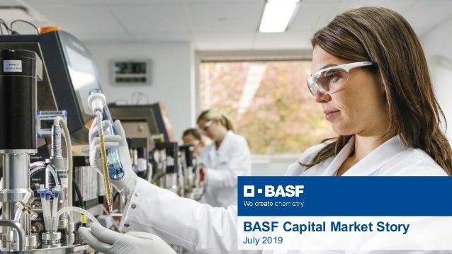 BASF capital market story July 2019