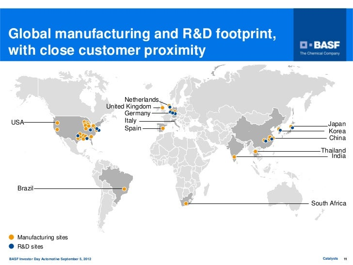 Basf Catalyst Division Driving Accelerated Growth