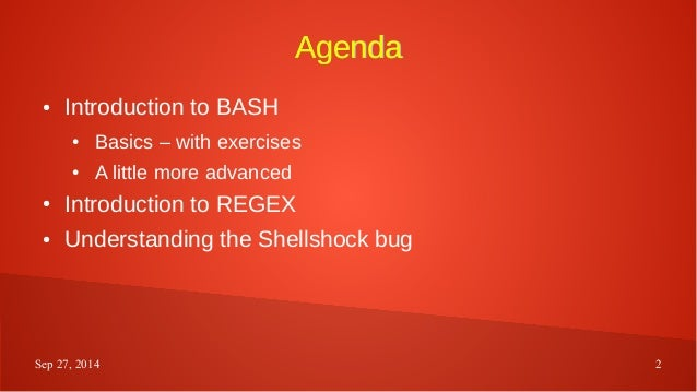 Top Five In Bash Regex - Circus