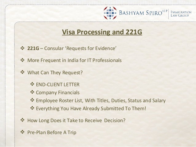 Bashyam Spiro Immigration Law Group - FY2014 H-1B Visa Processing and…