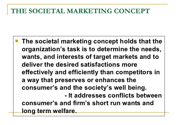 what is marketing concept pdf