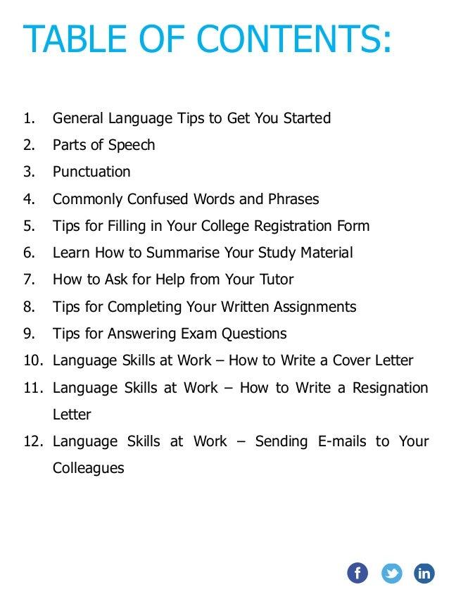 how to learn basic english language