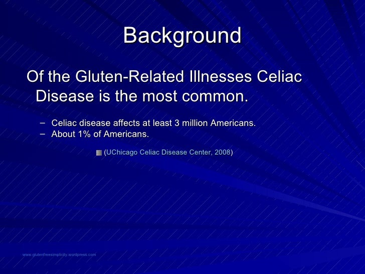 Basic Introduction To Gluten Related Health Issues Slide 3
