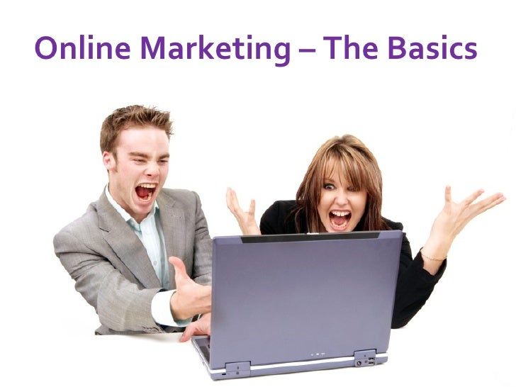 Online Marketing – The Basics