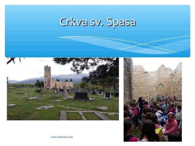 Crkva sv. SpasaCrkva sv. Spasa www.zbornica.com