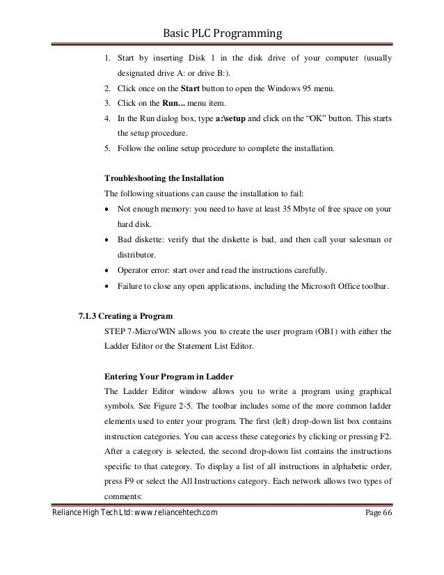 mitsubishi plc programming manual pdf