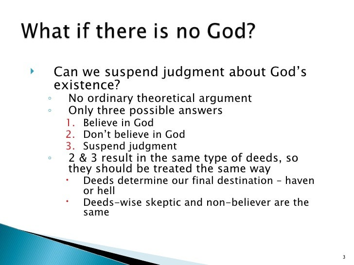 "3 reasons for gods existence ""god, are you there five reasons god exists and three reasons it makes a difference"" by william lane craig edwin chong for and against the existence of god."