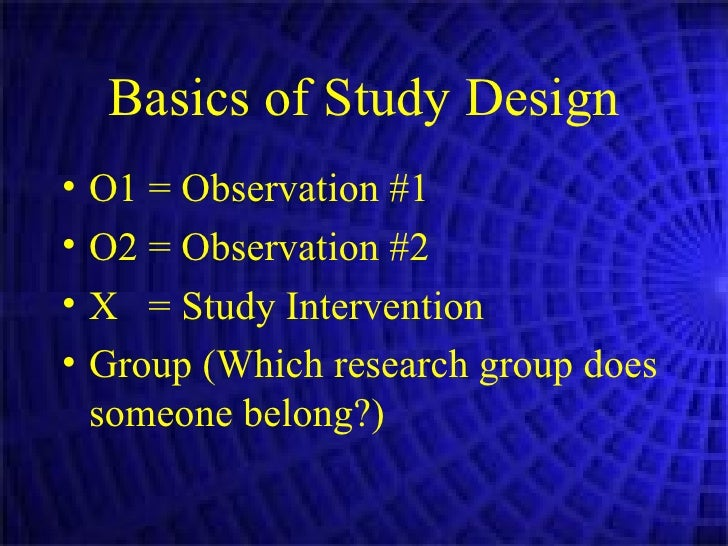 basic research design issues Basic research designs can be seen from the issues associated with the decision about the purpose of the study (exploratory, descriptive, hypothesis testing), where the research will.