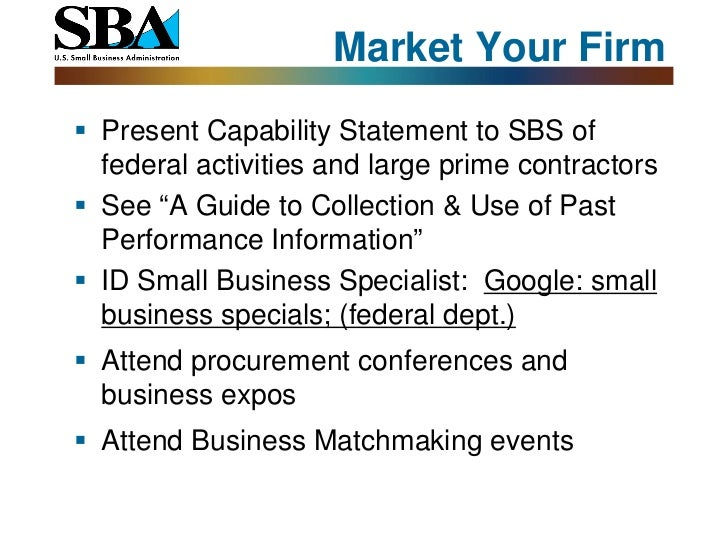 business matchmaking program 2018 government matchmaking event 7 june 2018 this workshop provides an overview of the women-owned small business (wosb) program, the economicall.