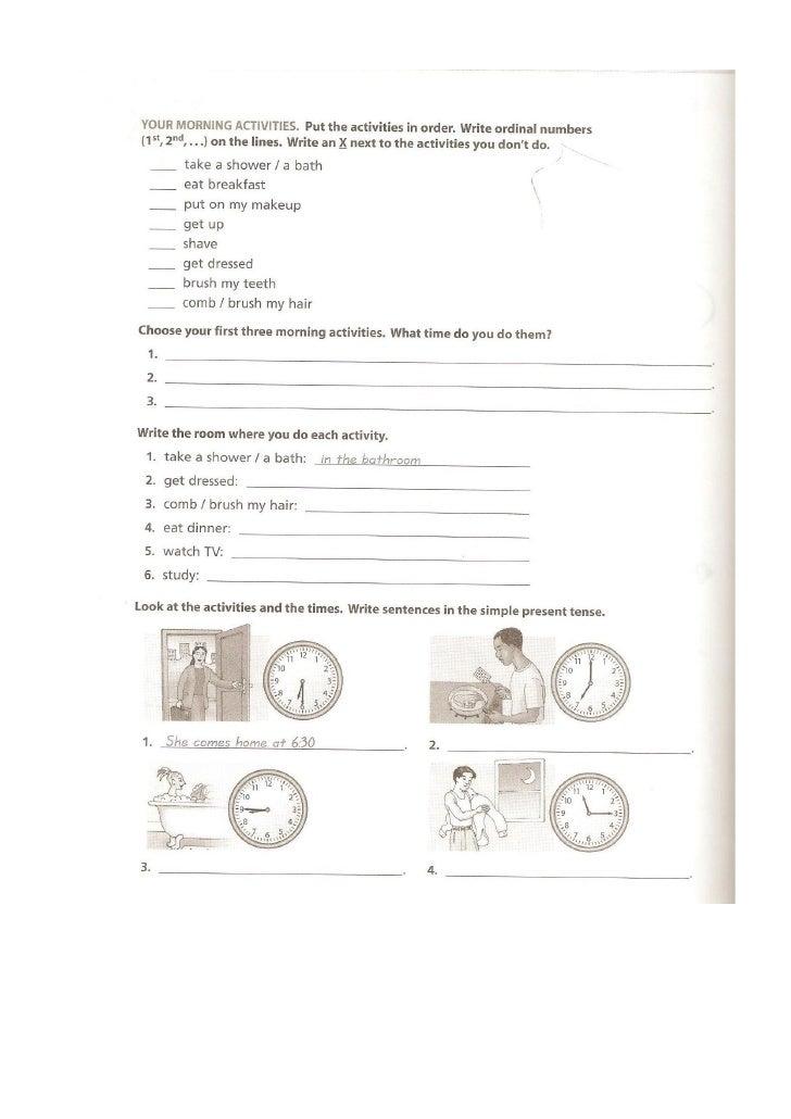 Basic 2 lesson 8