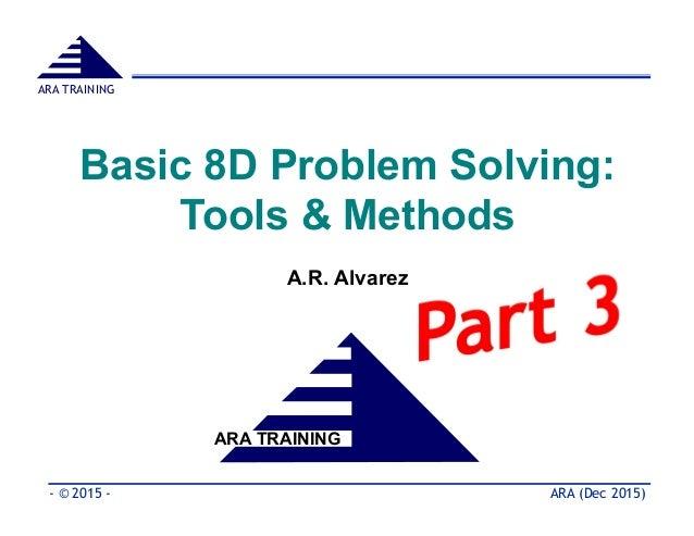 Global  D Problem Solving Process Training Module
