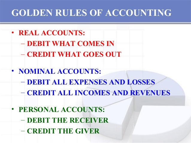 Accounting And Accounts