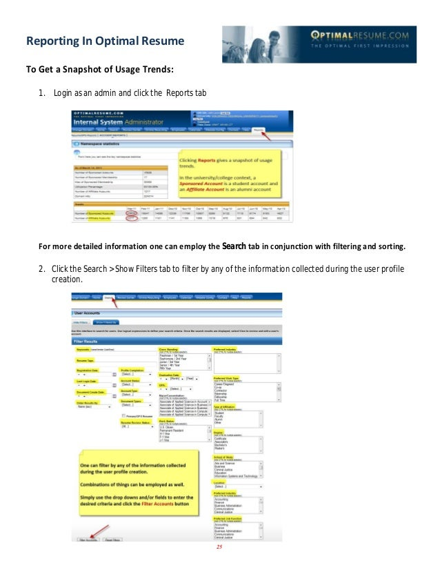 wyotech optimal resume login