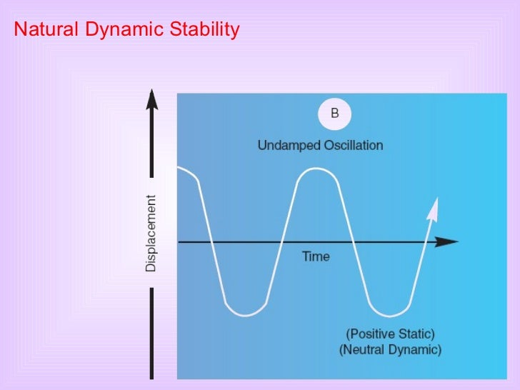 Natural Dynamic Stability