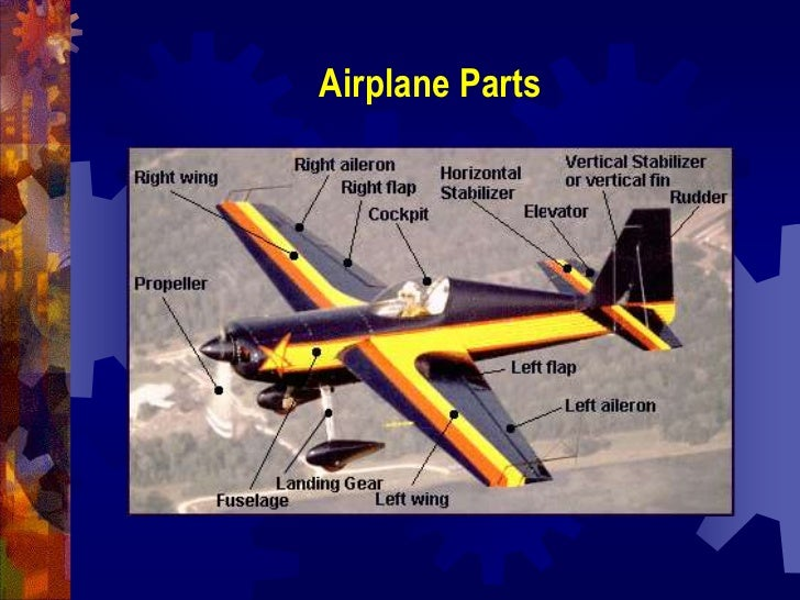Airplane Parts<br />