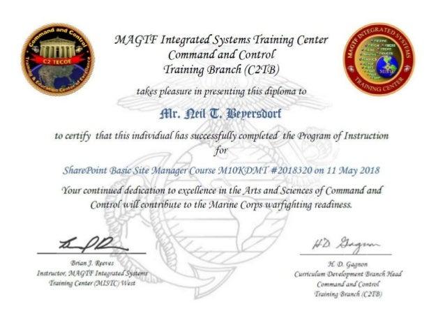 Basic and Advanced SharePoint Training