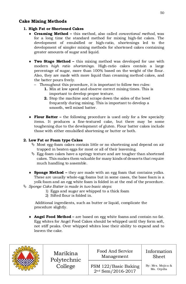 how to make an information sheet
