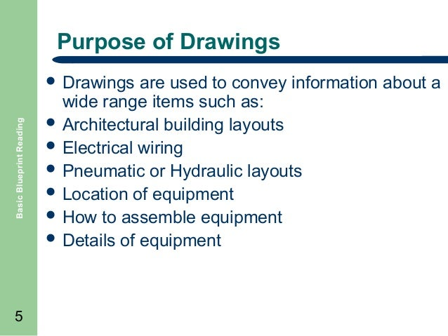 Electrical Drawing Reading Tutorial