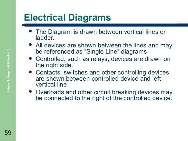 Basic blueprint reading electrical diagrams basic blueprint reading malvernweather Image collections