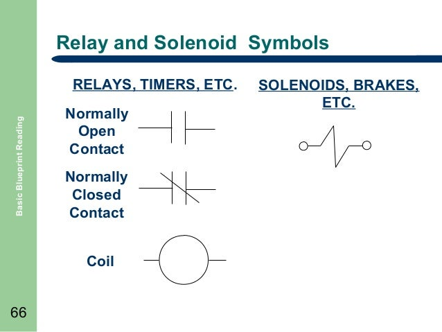Basic blueprint reading relay and solenoid symbols asfbconference2016 Images